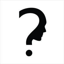 Question Mark Icon Isolated On White Background. Trendy Question Mark Icons And Modern Question Mark Symbols For Logos, Web, Apps, UI. Simple Question Mark Icon Mark.