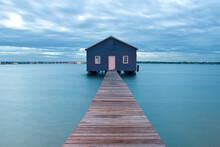 Crawley Edge Boatshed In Australia