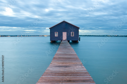 Foto Crawley Edge Boatshed in Australia