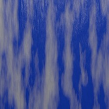 Blue And White Waterfall Art