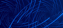Abstract Blue Background . Technology Background . Digital Background .