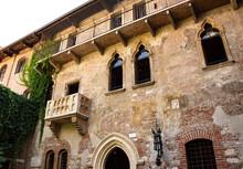The House Of Julia In Verona