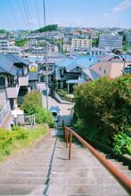 高台からの景色【国内・神奈川県】