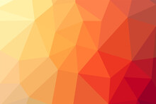 Abstract Geometric Rumpled Triangula Background Low Poly Style. Vector Illustration Graphic Background.