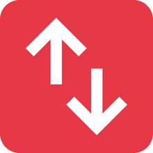 Change Arrow Icon