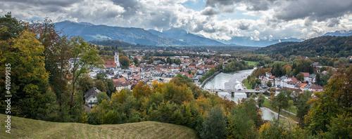 Foto Bad Tölz (Blick vom Kalvarienberg)
