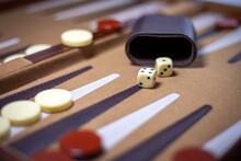 Game Of Backgammon
