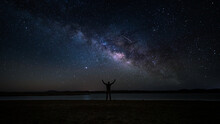 One Man And The Milky Way