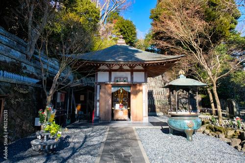 Photo 神奈川県鎌倉市 長谷寺 地蔵堂