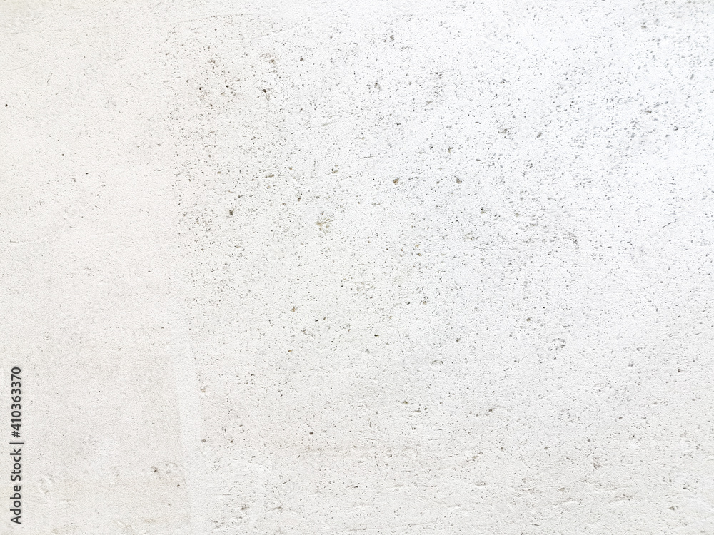 Fototapeta White old cement wall concrete backgrounds textured