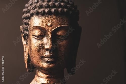 Shakyamuni Buddha is a spiritual teacher, the legendary founder of Buddhism, one of the three world religions. Given the name Siddhartha Gautama / Siddhattha Gotama at birth, he later became known as  © Iliya Mitskavets