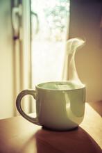Taza Caliente De Té