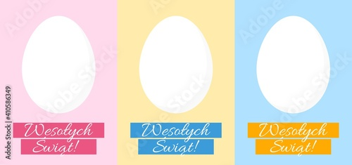Fototapeta Wielkanoc kartka obraz