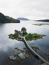 Bridge To Eilean Donan Castle