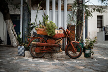 Forgotten Motorcycle