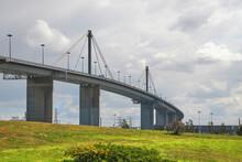 Westgate Bridge In Melbourne, Victoria, Australia