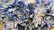 canvas print picture - Painted Carnation Flower Bouquet