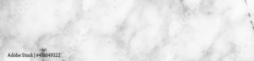 white marble texture background Fototapet