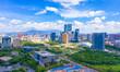 Urban scenery of Huizhou City, Guangdong Province, China