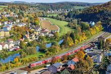 Bequem Und Komfortabel Mit Der Regionalbahn Ins Altmühltal Reisen