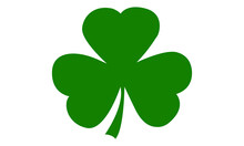 Shamrock St Patrick's Day Vector And Clip Art