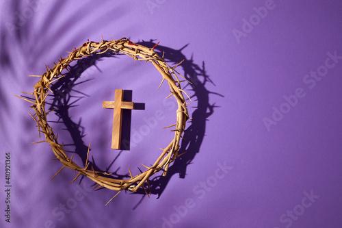 Fotografie, Obraz Lent season, Holy week and Good friday concept