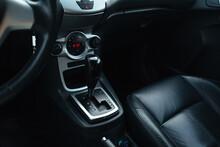Automatic Transmission Hatchback Close Up