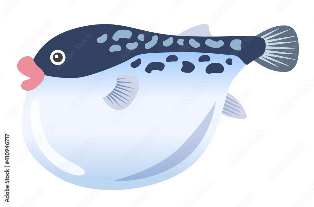 Fototapeta フグ 魚介類 生き物