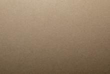 Kraft Cardboard Texture. Copy Space.