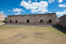 Uxmal Archaeological Complex Yucatan-Mexico 84