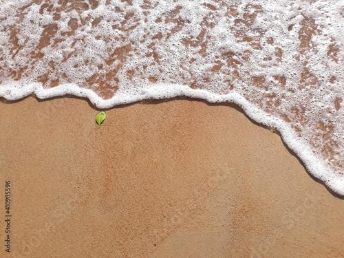 Stampa su Tela Low Tide View