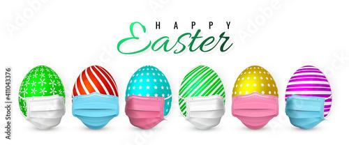 Obraz na plátně Happy Easter