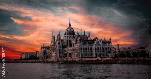 Fototapeta Budapest