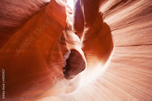 Fotografija Antelope canyon