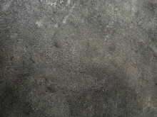 Asphalt Floor Stone Flake Black, Color Rough Finish Surface Road, Pavement, Walkway Texture Material Background