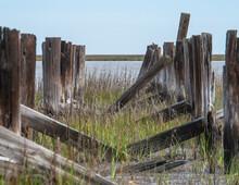 Old Abandoned Dock