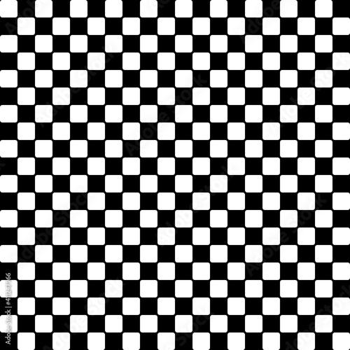 Foto Chess pattern. Big chessboard pattern.