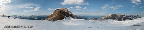 Fotografie, Obraz Włochy, góry Alpy, Folgarida
