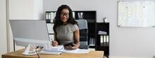 African American Accounting Advisor Woman