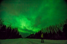 People Are Watching The Northern Lights