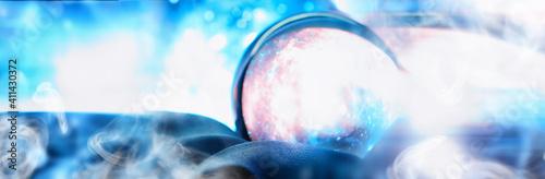Foto Astrological background