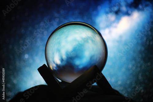 Obraz na plátně Astrological background