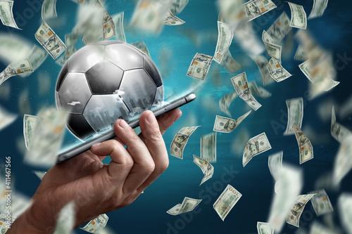 Photo Online sports betting