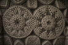 A Bizarre Fractal Structure That Looks Alike As An Ancient Alien Artifact.