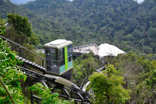Langkawi Skyglide Is One Of The Major Attractions In Langkawi