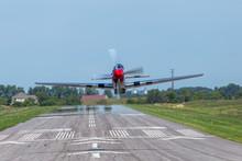 P-51 Head On