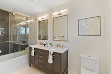 Luxury White Bathroom