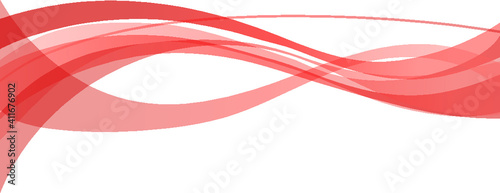 Obraz vector drawing wave background design - fototapety do salonu