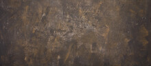 Painted Background Canvas Texture As Abstract Wall Surface