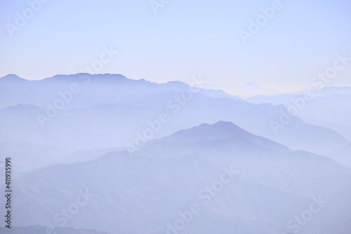 Fotografie, Obraz Scenic View Of Mountains Against Sky